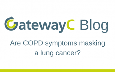 Are COPD symptoms masking a lung cancer?