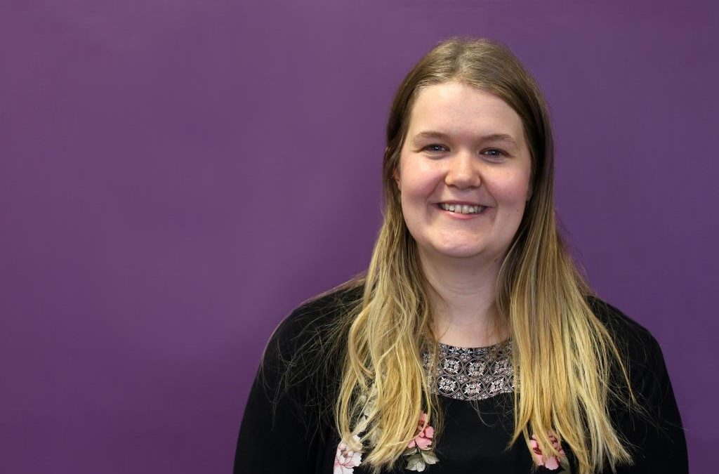 #hellomynameis – Chelsea, Research Associate