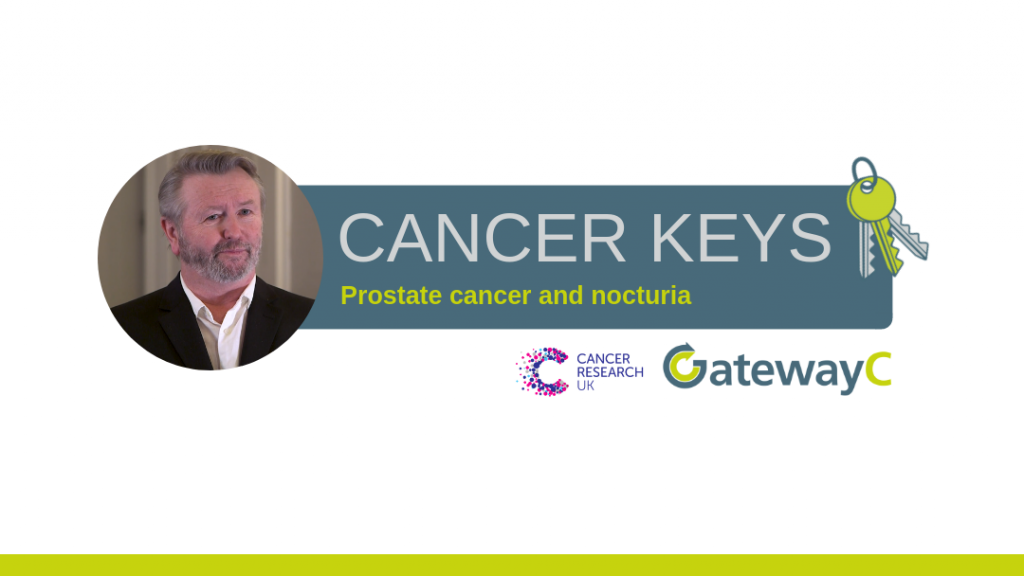 Prostate cancer and nocturia