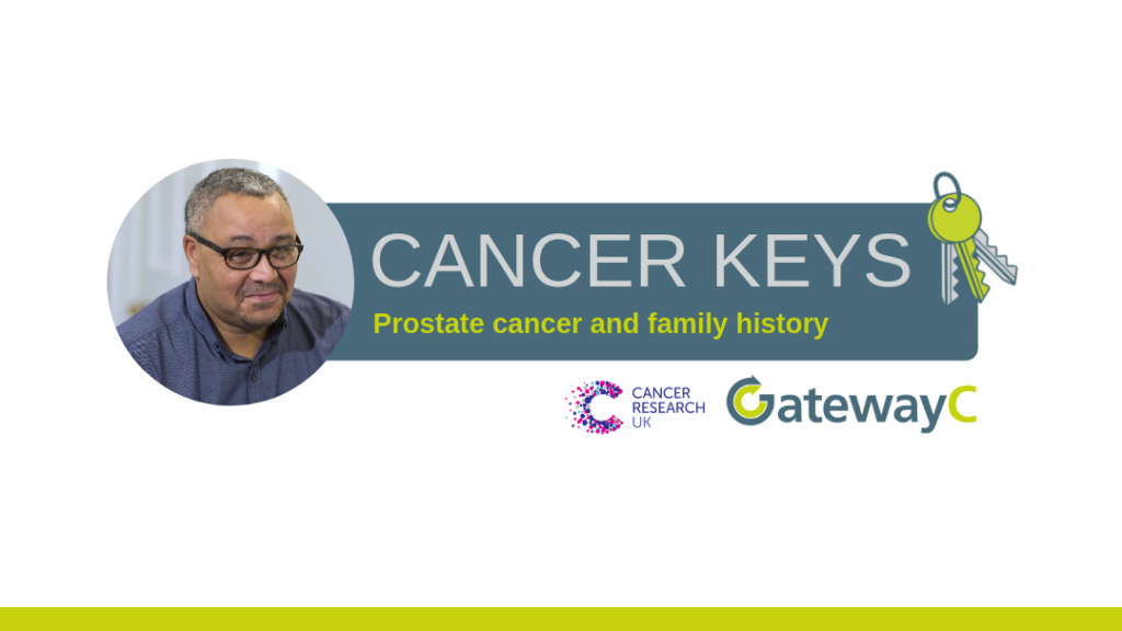 Prostate cancer and family history