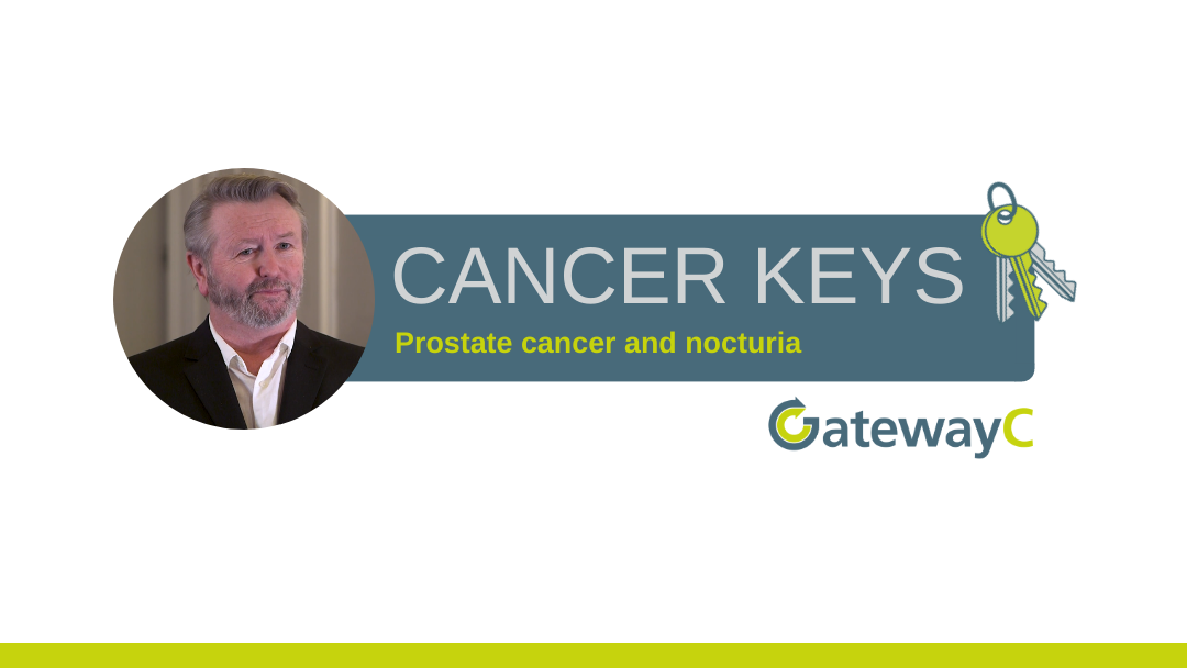 Cancer Keys: Prostate cancer and nocturia
