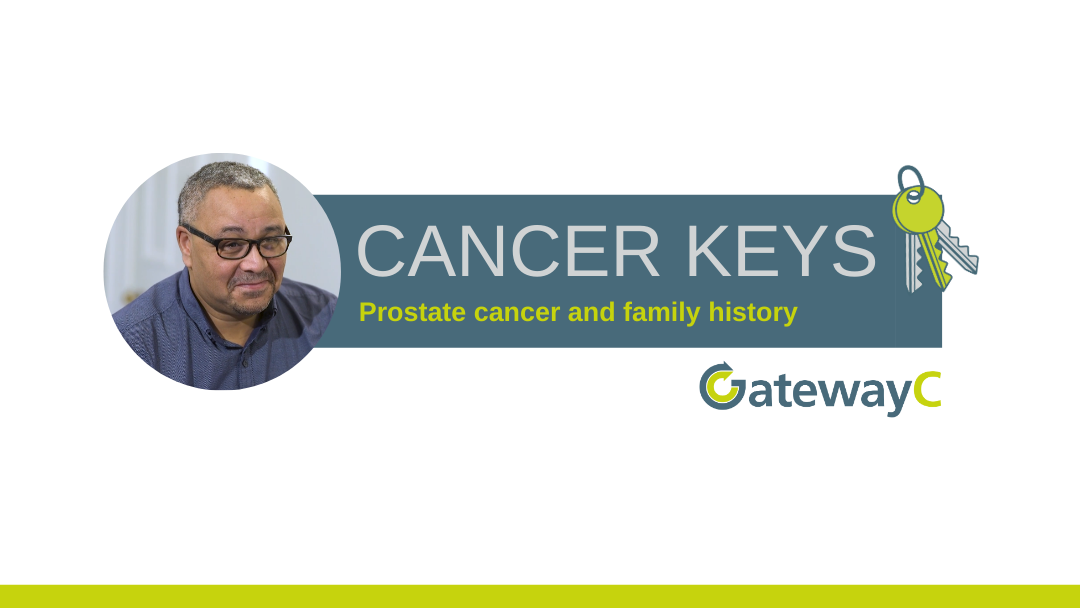 Cancer Keys: Prostate cancer and family history