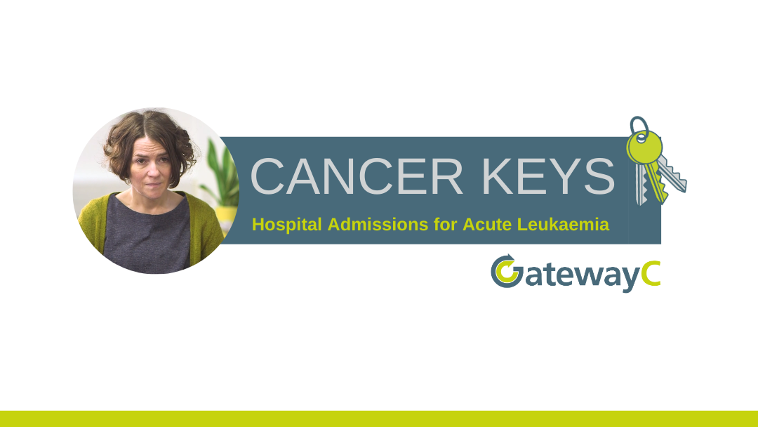Cancer Keys: Hospital Admissions for Acute Leukaemia