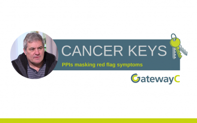 Cancer Keys: PPIs masking red flag symptoms for stomach cancer
