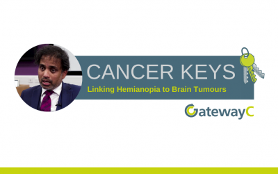 Cancer Keys: Linking Hemianopia to Brain Tumours