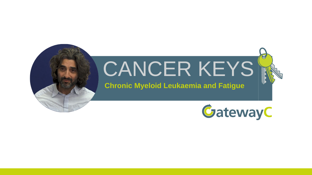 Cancer Keys: Chronic Myeloid Leukaemia and Fatigue