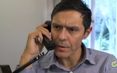 Telephone consultations: working with verbal cues
