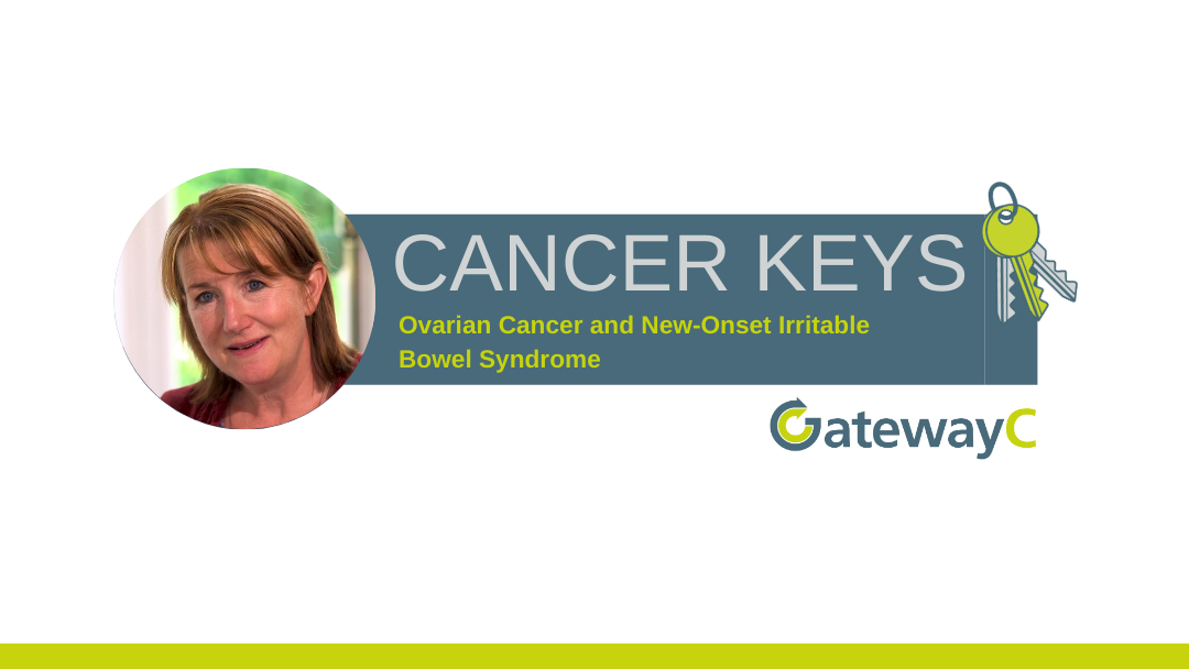 Cancer Keys: Ovarian Cancer and New-Onset Irritable Bowel Syndrome