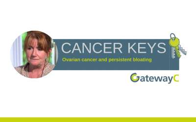 Cancer Keys: Ovarian cancer and persistent bloating