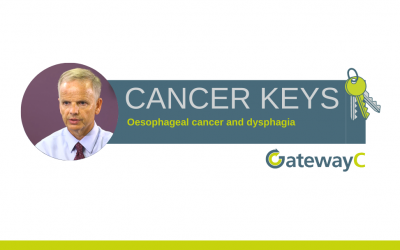 Cancer Keys: Oesophageal cancer and dysphagia
